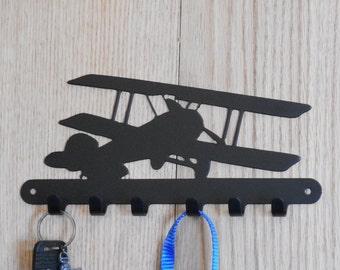 Biplane key holder  [4500444]