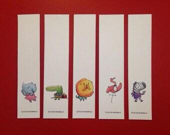 Animal Pals - Bookmark