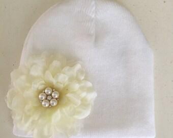 """Hat -Winter """"White"""" Wonderland"""