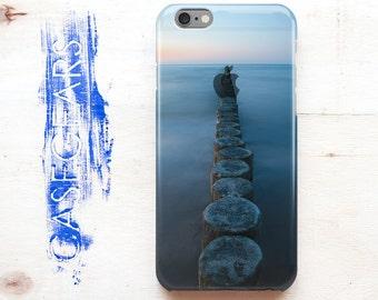 iPhone Case iPhone 6 Case Clear iPhone 6s Case iPhone 6 Plus Case Ocean 6s Plus iPhone Cover Blue iPhone 5 Case Phone Case iPhone 5s Cover