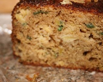 Tropical Zucchini Bread--