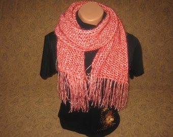 Lace shawl, long scarf, women's scarf, gift for her, knitted shawl, knitted scarf, knit shawl, lace wraps, knitted wraps