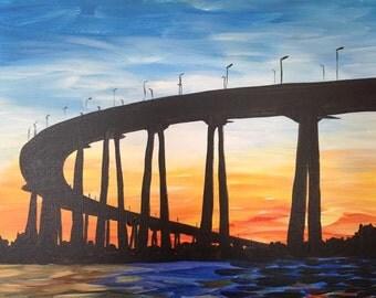 The Coronado Bridge