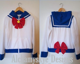 Small Sailor Moon Hoodie