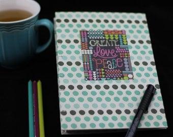 Handbound Notebook Sketchbook Journal Diary