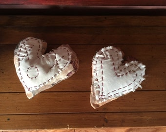 Primitive Heart Bowl Fillers for your valentine