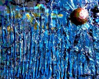 Blue Spires