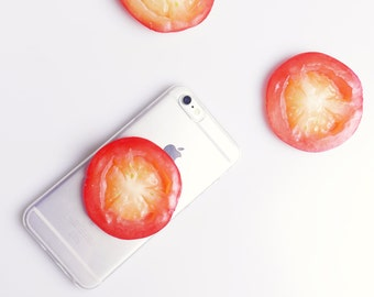 TOMATO PHONECASE,Tomato phone case,Unique phone case,Funny phone cace
