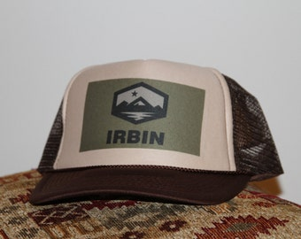 IRBIN.™Plain Trucker Hat
