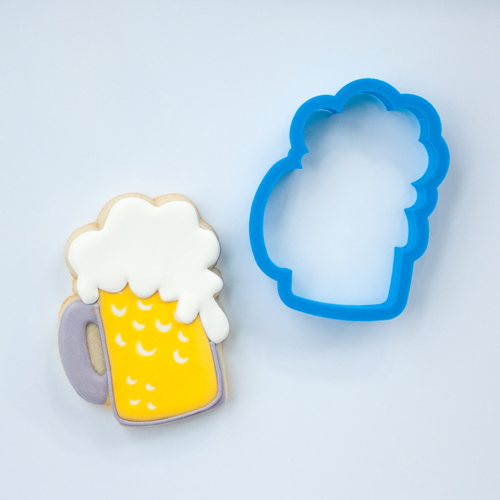 how to make beer mug cookies