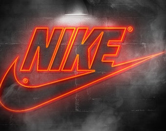 I Will Replicate your text or logo in NEON style