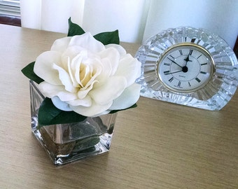 Real Touch Flowers-Natural Touch Flowers-Faux Floral-Modern Silk Flowers- Magnolia Spray-White flowers-Fake Flowers