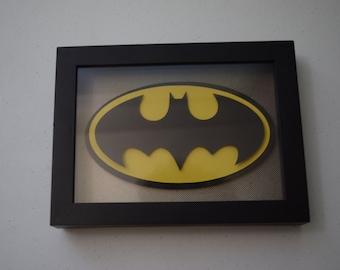 Batman - 3D Shadow Box