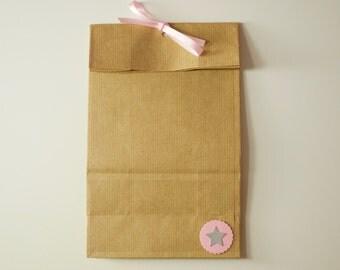 10 Favor Bags