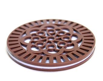 Cookie Coaster Royal- Brown