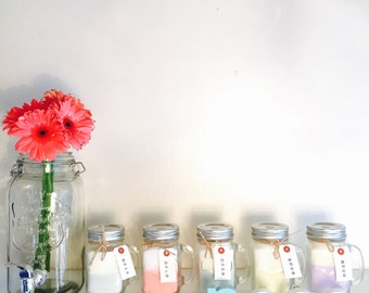 Smoothie Soy Candle Jar