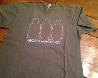 Secret Machines shirt LG