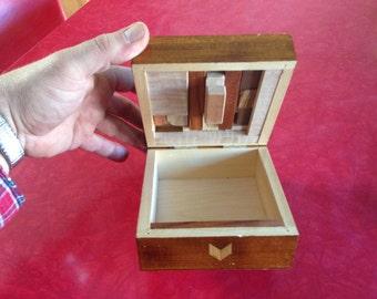 Rock n Roll - Vintage Retrofit Puzzle Box Plans