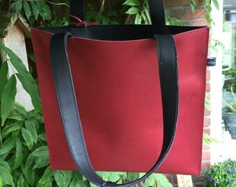 Beautiful flat bag