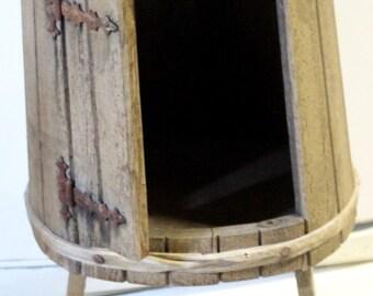 Tino in wood