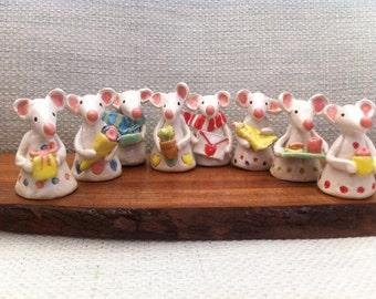 Individually Designed Ceramic Mice