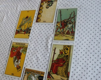 Finances Tarot Reading