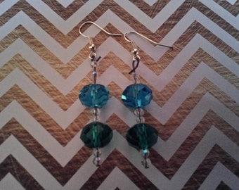 Classy Beach Style Dangle Earrings