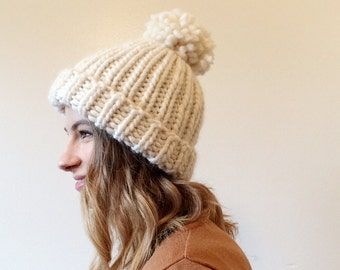 Alpaca Winter Hat