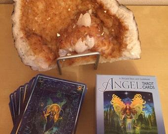 3 Card Angel Tarot Reading
