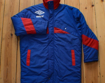 Umbro managers coat Deadstock