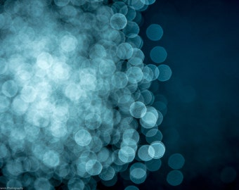 Abstract Bokeh Fine Art Print Download - Diffusion 024