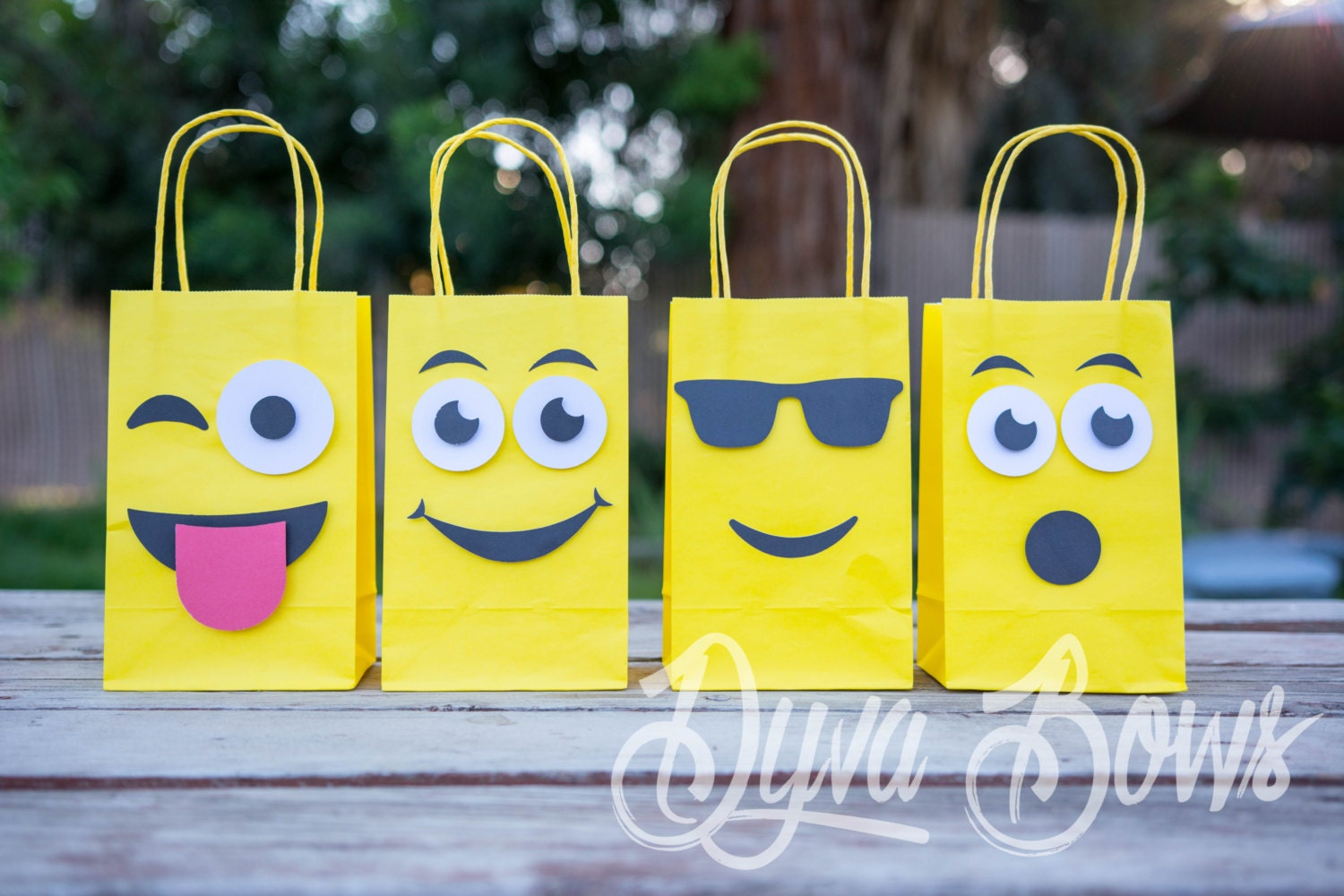 Emoji Party Emojis Decor Favors
