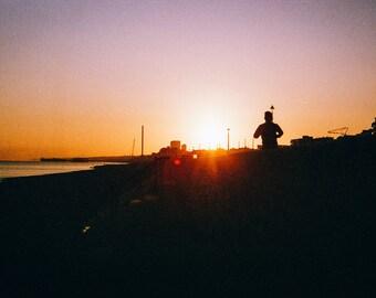 Brighton 10x15 print - film