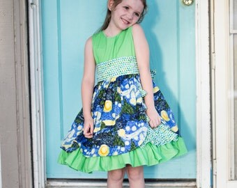 Party Dress - Birthday Dress - Holiday Dress - Custom Dress - Christmas Dress - Easter Dress - ***MESSAGE BEFORE ORDERING*** - Made-to-order