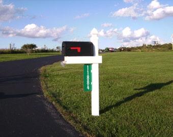 Handy Post Vinyl Mailbox Post Sleeve