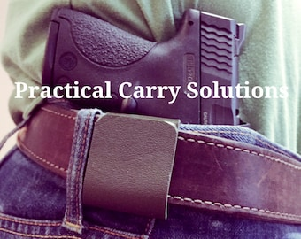 S&W MP Shield IWB holster (conceal carry)