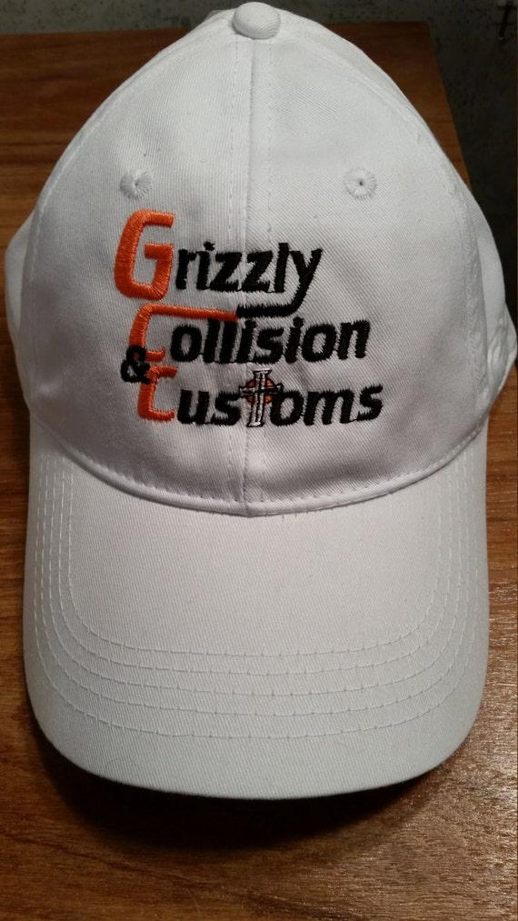 Custom Embroidered Baseball Hats