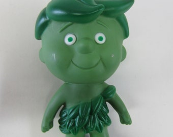 Vintage Green Giant Vinyl Sprout Figure