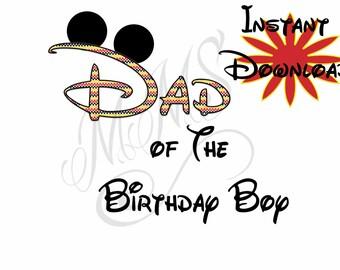 Dad Chevron Mickey Mouse Head Disney Family Download Iron On Craft Digital Disney Cruise Line Magnet Shirts