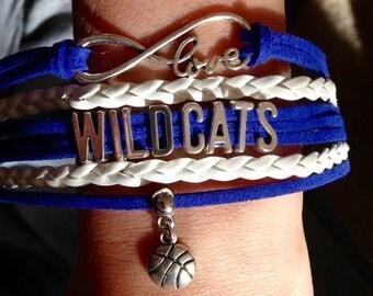 Kentucky Wildcats Bracelet