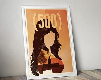 Poster - (500) Days of Summer