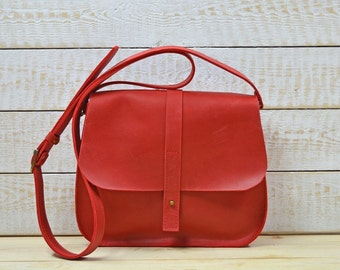 Small leather bag, leather crossbody bag, leather bag, cross body bag, small shoulder bag, leather shoulder bag, leather handbag
