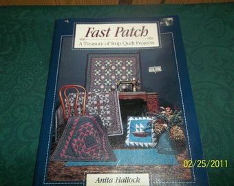 fast  patch -strip quilt projects