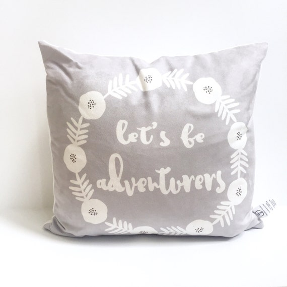 Throw Pillows Nairobi : Nursery Pillow Throw Pillow Adventure Pillow Nursery