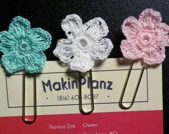 Crochet Paperclips