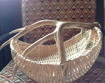 Mule Deer Basket