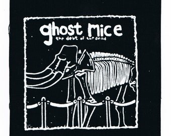 Ghost Mice Punk Patch