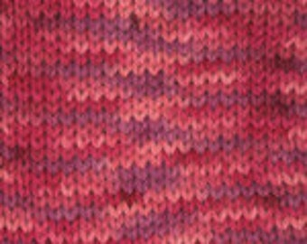 SALE - Baby Alpaca Yarn Grande Hand Dye 33- Shades of Pink (30% OFF)