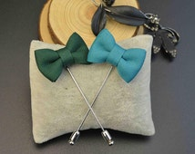 Mens Bowtie Brooch Pin/Lapel Pin for Suits accessories