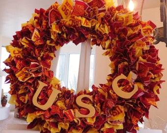 USC Wreath